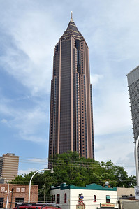LARGE BUILDING IN ATLANTA