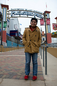 PCHY AT PLEASURE PIER