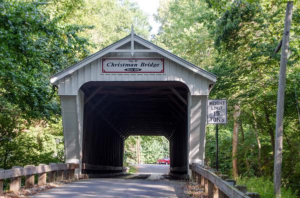 CHRISTMAN BRIDGE